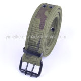 Camouflage Snap Button Cotton Tape Durable Cheap Fabric Belt