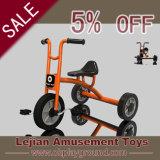 Steel Orange Classic Kid Interesting Balance Training Bicycle (J1504-3)