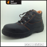 Industrial Leather Safety Shoes with Ce Certificate (Sn1206)