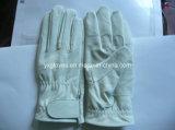 Pig Grain Leather Glove-Driver Glove-Utility Glove-Weight Lifting Glove