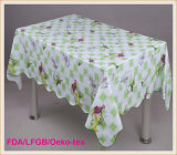 PVC Tablecloth with Nonwoven Backing (TJ0147B)