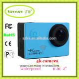Video Camera Used in Winter