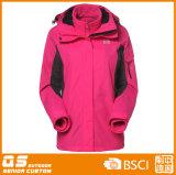 Women′s Fashion Winter Waterproof Jacket