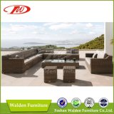 Garden Set, Stylish Rattan Sofa (DH-1035-7)