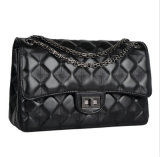 China Wholesale Hot Sale Latest Design Leather Lady Shoulder Bag