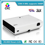 Portable Laser DLP 3D Mini Projector