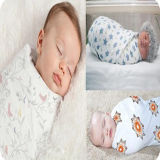 High Quality 100%Cotton Baby Muslin Wearable Blanket