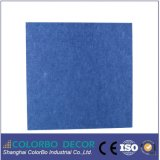 Wholesale Fireproof Polyester Fiber Acoustic Panel/Environmental Acoustic Board