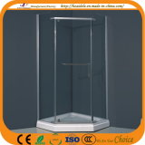 Diamond Tray Glass Shower Cabinet (ADL-8025)