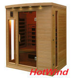 2017 Far Infrared Sauna for 3 Person-Cp3