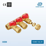High Quality Brass Manifold for Water Distribution