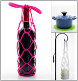 New Arrived Silicone Wine Mesh Mat with Basket Function