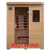 2016 Far Infrared Sauna Room Traditional Sauna for Home Use for 3 People (SEK-B3)