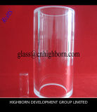Hot Selling Polish Transparent Silica Tube for Heater