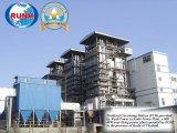 Biomass-Firing Circulating Fluidized Bed Steam Boiler for Power Supply