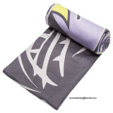 Wholesale Microfiber Printed Beach Towel Yoga Towel