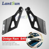 Auto Parts 50′′ Straight Light Bar Mounting Brackets for Jeep Wrangler