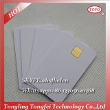 PVC 5528 Chip Card for Canon Inkjet Photo ID Cards