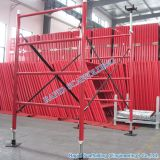 Metal Types of Heavy Duty Frame System Scaffolding