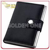 Promotion Creative Design PU Leather Credit Card Case