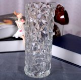 Factory Supply Cheap Wholesale Crystal Vases Tall Cheap Clear Vases