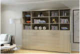 Horizotal Tilting Murphy Wall Bed with Cabinets
