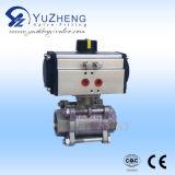 304# Pneumatic Actuator Ball Valve Manufacturer in China