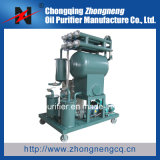 Single Stage Insulation Oil Filtration Machine