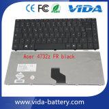 Laptop Keyboard for Acer 4732z 5810t 5820tg 5560g Fr Layout Black