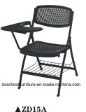 High Quality Steel Frame Plastic Mesh Chair for Folding