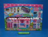 Villa Plastic Toy Doll House Toys for Boy (3019104)