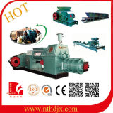 China Small Capacity Clay Brick Making Machine in Kenya