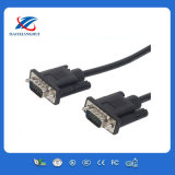 1.3V Gold 15 Pin Male to Male VGA Cable