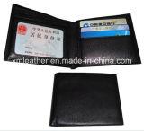 Leather Bifold Smart Wallet for Men