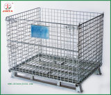 Stackable Steel Wire Mesh Container (JT-G05)