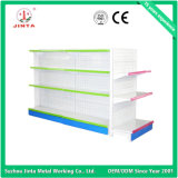 Shop Shelving, Four Way Display Shelf, Wheeled Shelf (JT-A06)