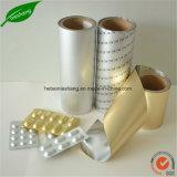 Aluminium Hard Foil 20mic for Pharmaceutical Blister Packing