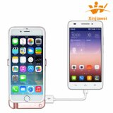 Newest Cute Design Back Clip Power Bank for iPhone6 6000mAh