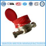 Single Jet Dry Dial Register Water Meter (Dn15mm)