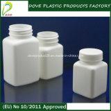 Hot Sale HDPE 50ml Plastic Medicine Bottle