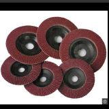 Aluminum Oxdide/Silicon Carbide/Zirconia Abrasive Flap Disc