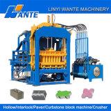 Qt4-15b Low Power Price List of Concrete Block Making Machine