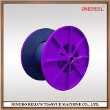 Welding Reinforced Steel Spool Bobbin for Wire Production