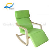 Home Furniture Wooden Rocking Chair for Sleeping/Rest/Relax