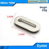 22g High Quality Silver Metal Eyelet for Bag Large