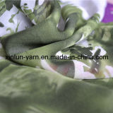 Breathable Soft Printed Polyester Chiffon Fabric for Summer Dress