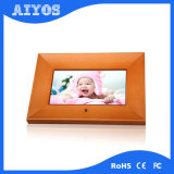 Retail 7inch Hanging Wooden Digital Photo Frame