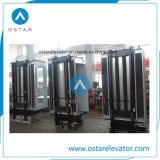 Customized L-Shape Cabin for Non-Standard Passenger Elevator (OS41)