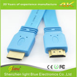Gold Plated Flat 2.0V HDMI Cable