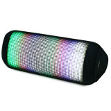 Disco Party Pulse Wireless Speaker with LED Lights Portable USB Deep Bass
